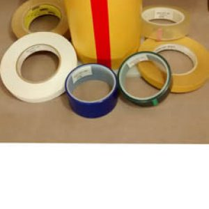 Splicing and Double Coated Tapes